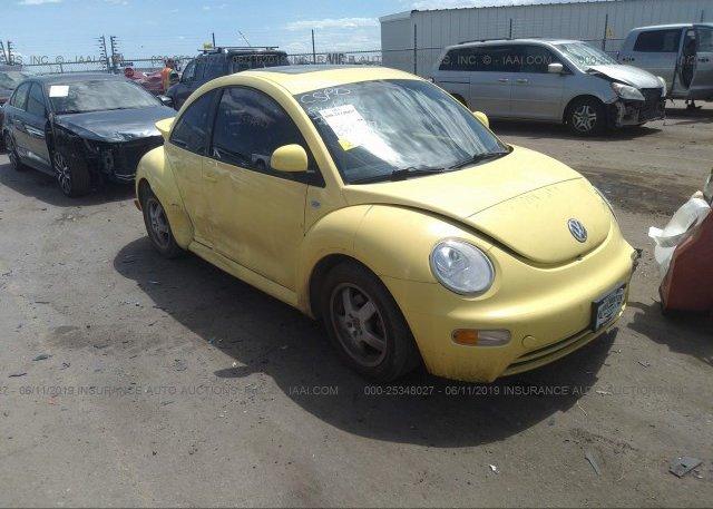 Inventory #736274264 1999 Volkswagen NEW BEETLE