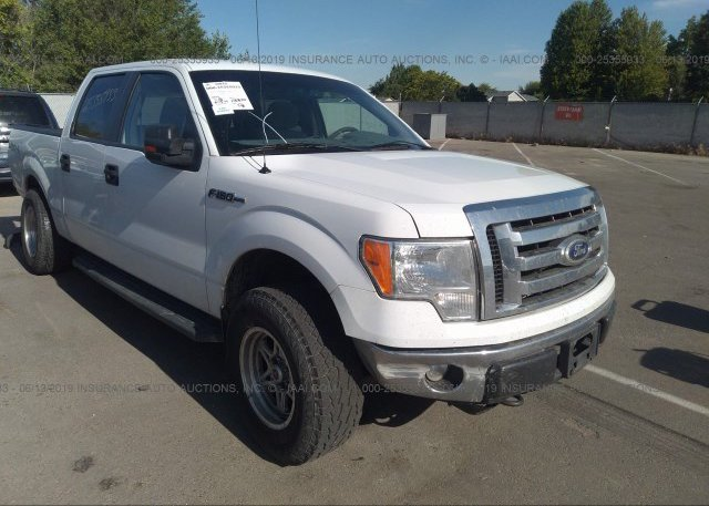 Inventory #971752910 2010 FORD F150