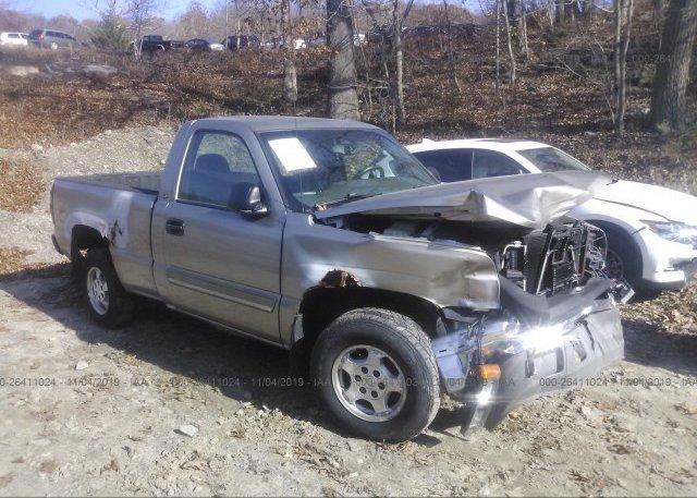 Inventory #549749980 2003 Chevrolet SILVERADO