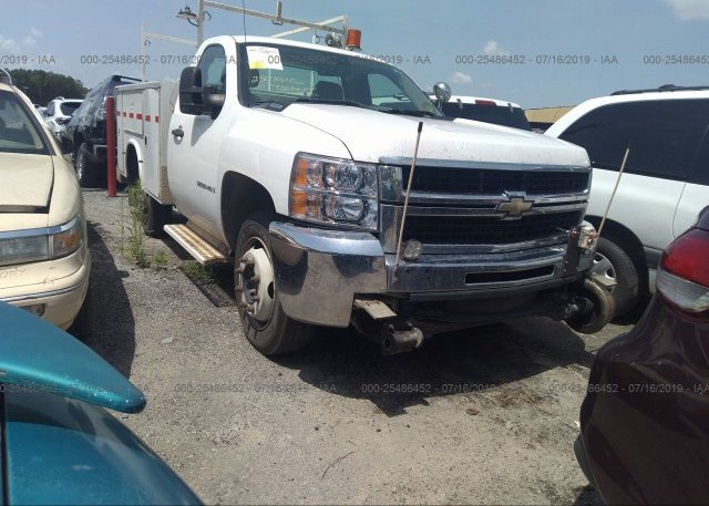 Inventory #354683689 2008 Chevrolet SILVERADO