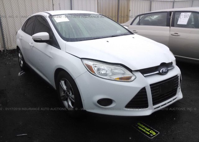 Inventory #977719230 2014 FORD FOCUS