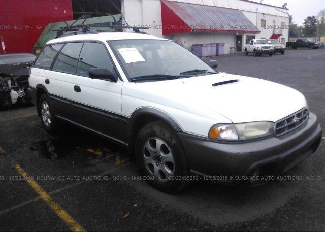 Inventory #808344024 1998 Subaru LEGACY