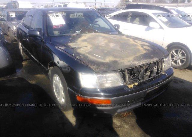 Inventory #840561066 1996 Lexus LS