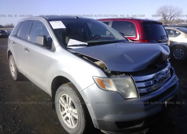 Inventory #918308209 2007 FORD EDGE