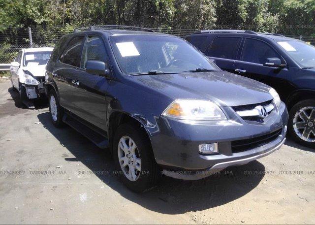 Inventory #661005819 2004 Acura MDX