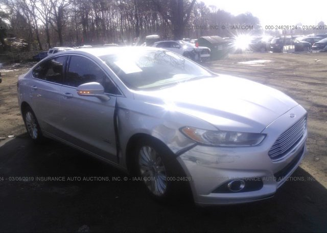 Inventory #165326224 2013 FORD FUSION