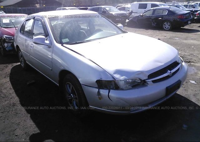 Inventory #762480012 1999 NISSAN ALTIMA
