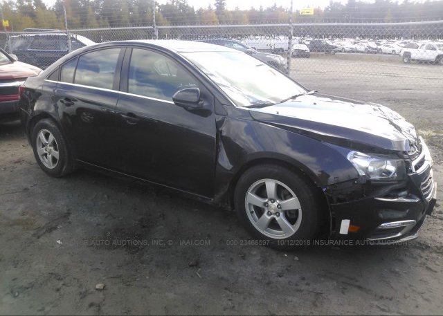 Inventory #614414769 2015 Chevrolet CRUZE