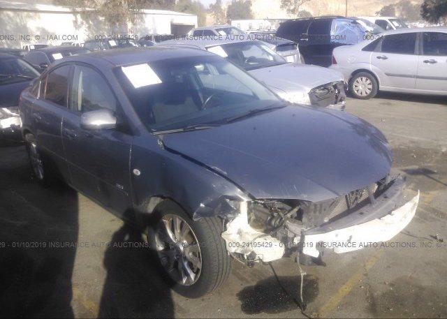 Inventory #987420657 2007 Mazda 3