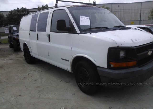 Inventory #382788934 2003 Chevrolet EXPRESS G1500