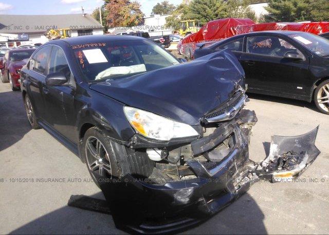 Inventory #760503856 2011 Subaru LEGACY