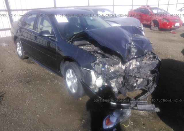 Inventory #827834422 2014 Chevrolet IMPALA LIMITED