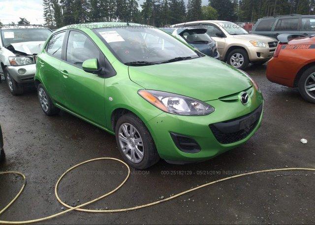 Inventory #612758307 2012 Mazda MAZDA2