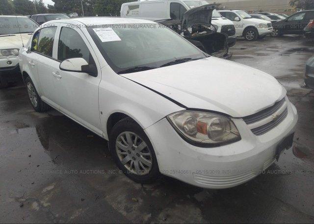 Inventory #457647834 2009 Chevrolet COBALT