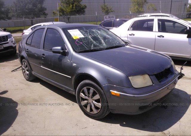 Inventory #447949810 2005 Volkswagen JETTA
