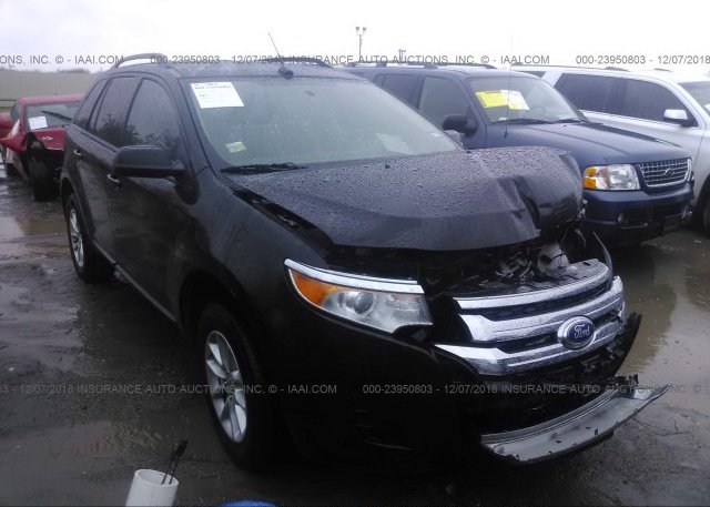 Inventory #258734648 2014 FORD EDGE