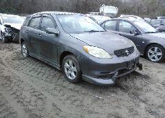 2004 Toyota COROLLA MATRIX