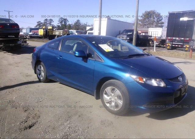 Inventory #169036829 2013 Honda CIVIC
