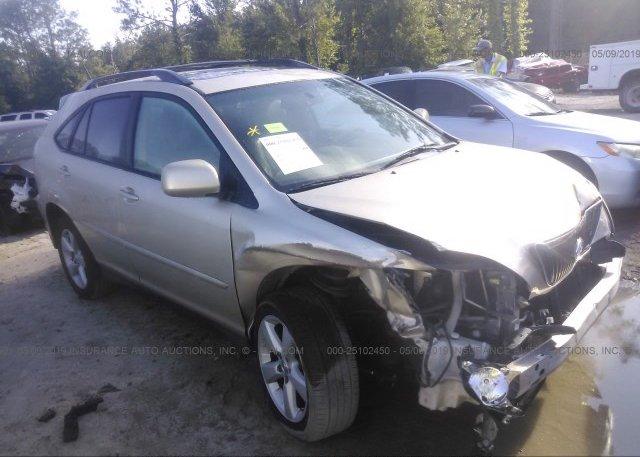 Inventory #971044893 2005 Lexus RX