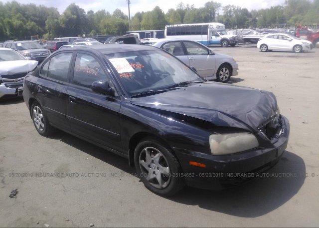 Inventory #528080747 2006 Hyundai ELANTRA