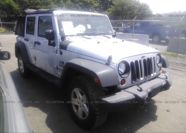 Inventory #761229861 2010 JEEP WRANGLER UNLIMITE