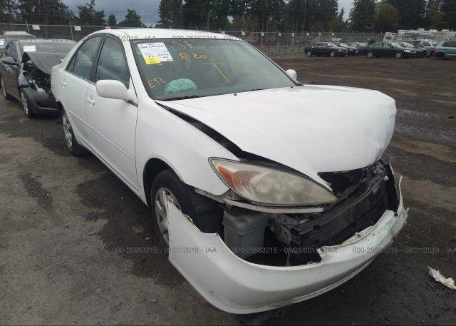 Inventory #381475257 2003 Toyota CAMRY