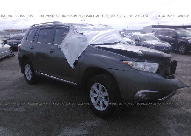 Inventory #126449258 2013 Toyota HIGHLANDER