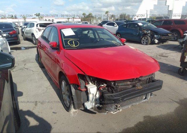 Inventory #320066614 2012 Volkswagen JETTA