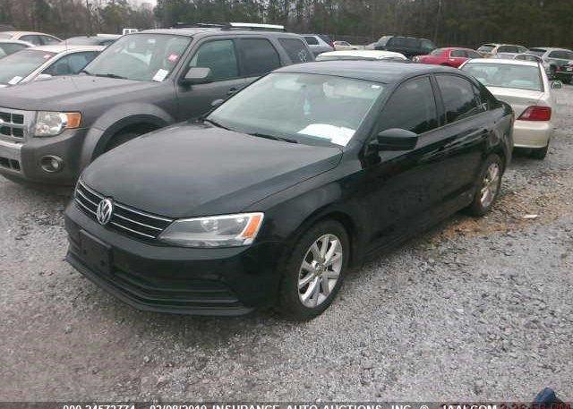 Inventory #226936571 2015 Volkswagen JETTA