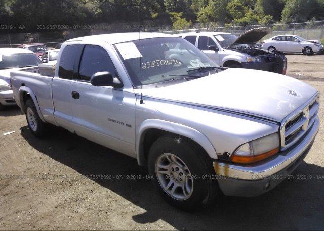 Inventory #601474019 2002 Dodge DAKOTA