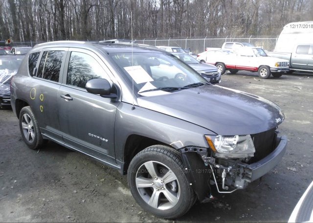 Inventory #311277070 2016 JEEP COMPASS
