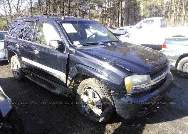 Inventory #405807427 2005 Chevrolet TRAILBLAZER