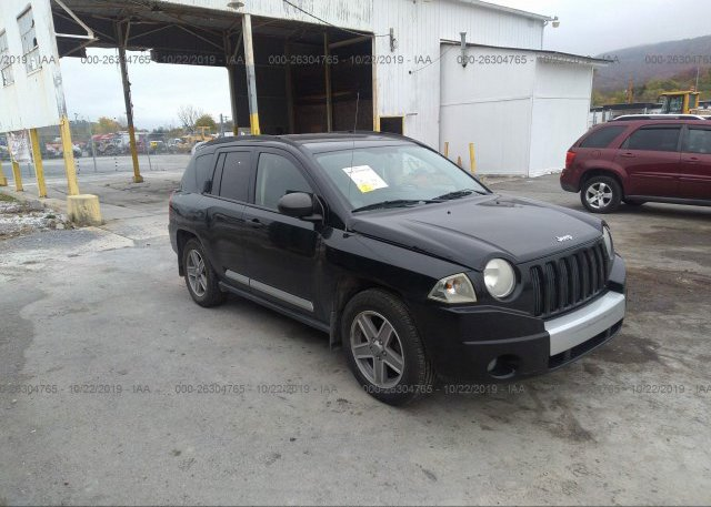 Inventory #529964123 2007 JEEP COMPASS