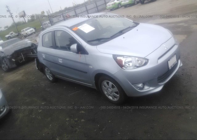 Inventory #671313040 2014 Mitsubishi MIRAGE