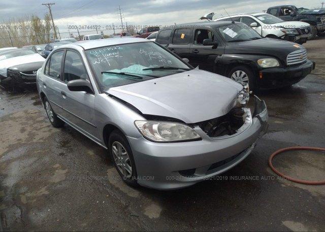Inventory #913855051 2004 Honda CIVIC