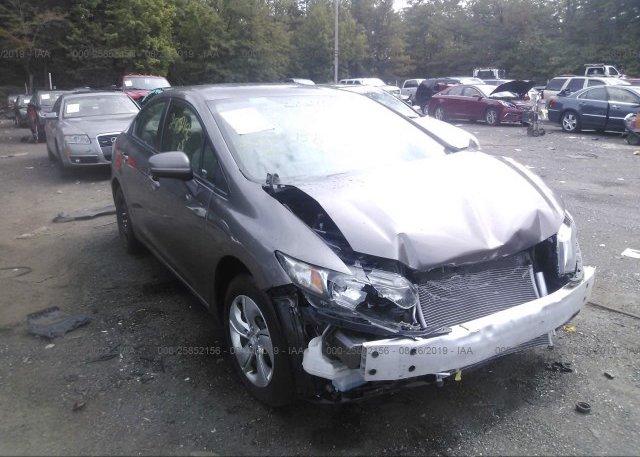 Inventory #751578725 2014 Honda CIVIC