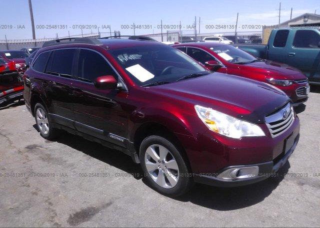 Inventory #301695222 2012 Subaru OUTBACK