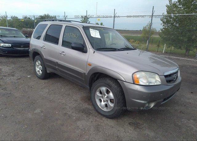 Inventory #571531498 2002 Mazda TRIBUTE