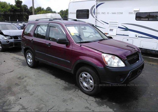 Inventory #353260328 2006 Honda CR-V
