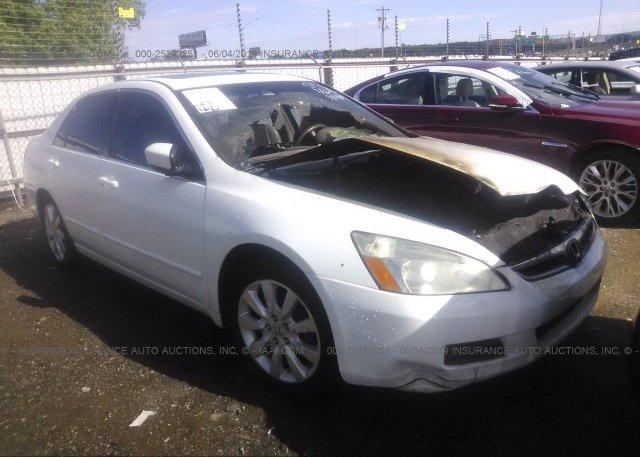 Inventory #669827521 2007 Honda ACCORD