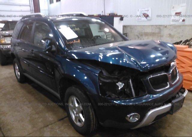 Inventory #808538870 2007 Pontiac TORRENT
