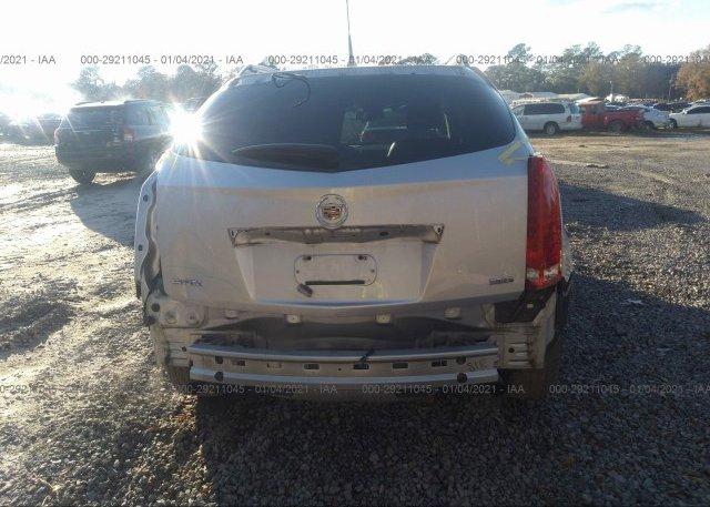 3GYFNAE31CS502916 2012 CADILLAC SRX