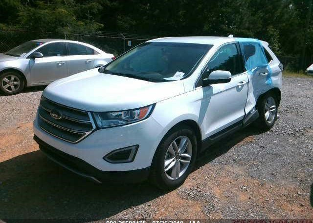 Inventory #578532491 2018 FORD EDGE
