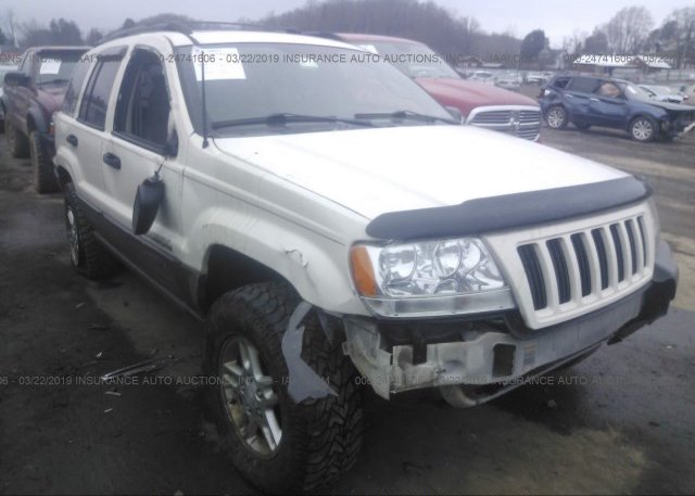 Inventory #186418880 2004 JEEP GRAND CHEROKEE