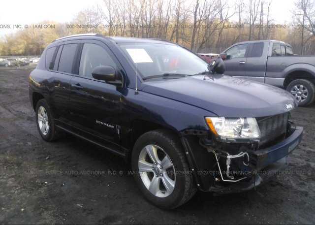 Inventory #598708125 2013 JEEP COMPASS