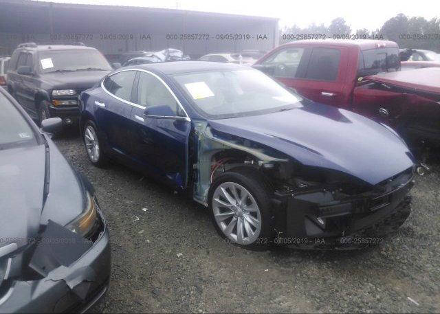 Inventory #884181561 2018 Tesla MODEL S