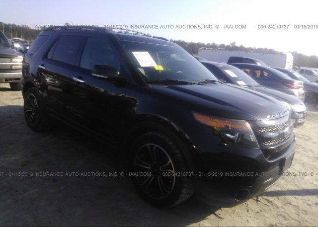 Inventory #387949045 2013 FORD EXPLORER