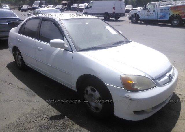 Inventory #135936129 2003 Honda CIVIC