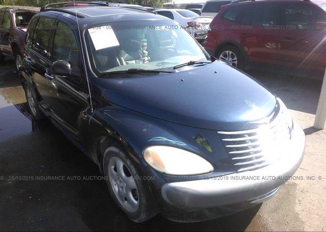 Inventory #813247226 2001 Chrysler PT CRUISER