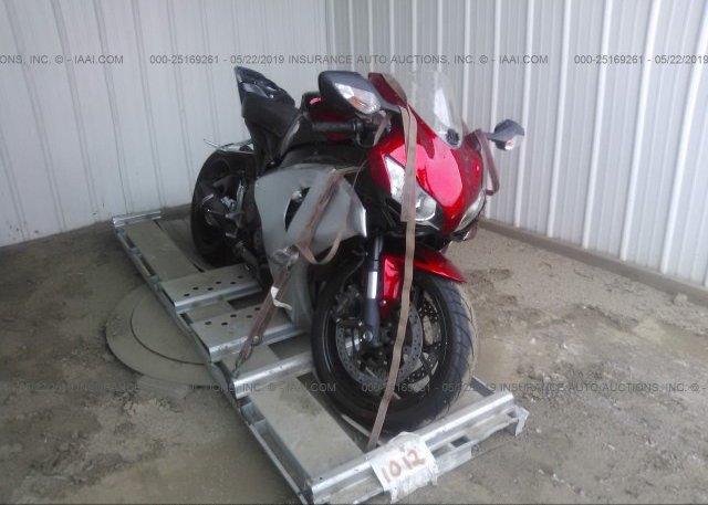Inventory #799590260 2008 Honda CBR1000